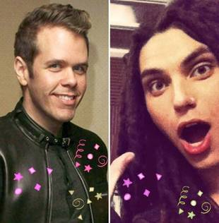 Does Perez Hilton Want to Guest Star on Glee? — Exclusive!