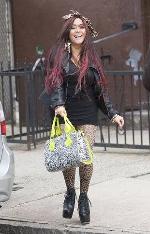 Would Snooki Make a Good Mom? You Tell Us