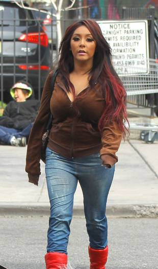 What Is Snooki's Pregnancy Craving? Hint: Think Wieners (PHOTO)