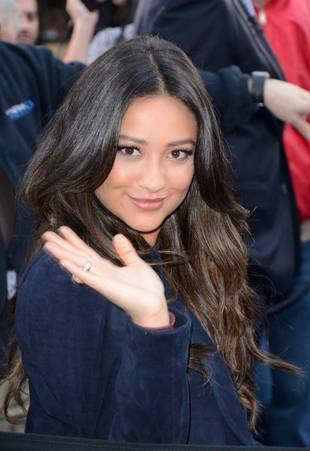 Pretty Little Liars' Shay Mitchell Asks Fans to Support Bully Documentary