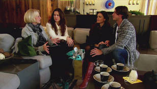 The Bachelor Finale Recap: Ben Proposes To Courtney, Lindzi Returns To Dumpsville