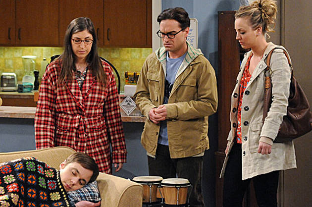 Which Big Bang Theory Star Is No Longer Engaged?