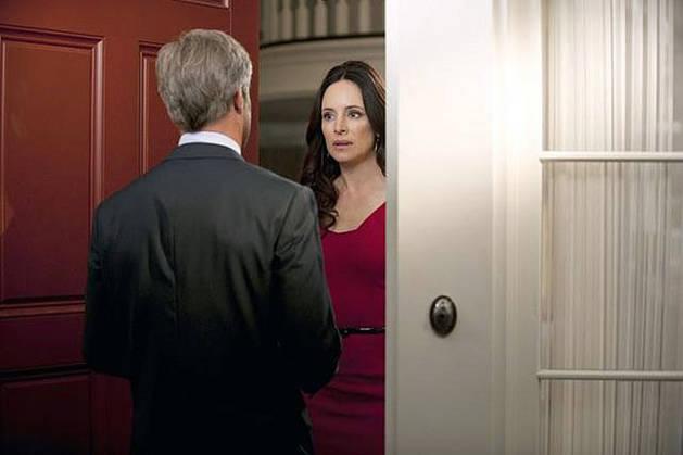 Revenge Spoilers: Victoria and Conrad's Divorce Turns Nasty