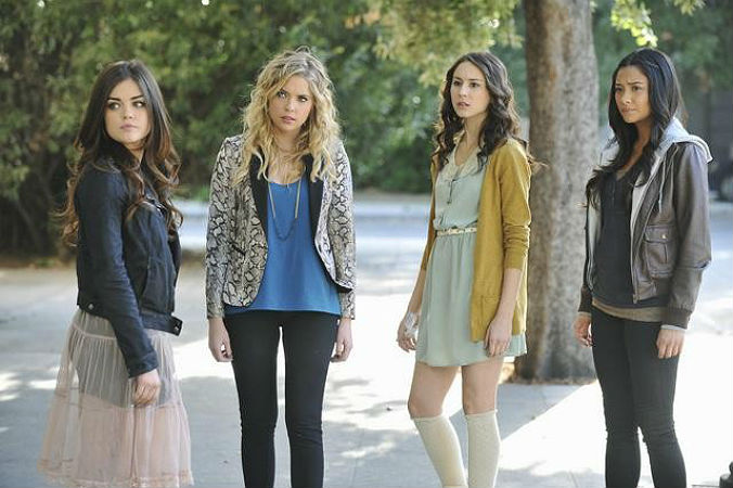 Which One of the Pretty Little Liars Is Still a Virgin?