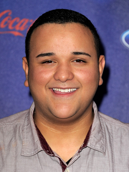 Bones Star Lends Support to American Idol's Jeremy Rosado