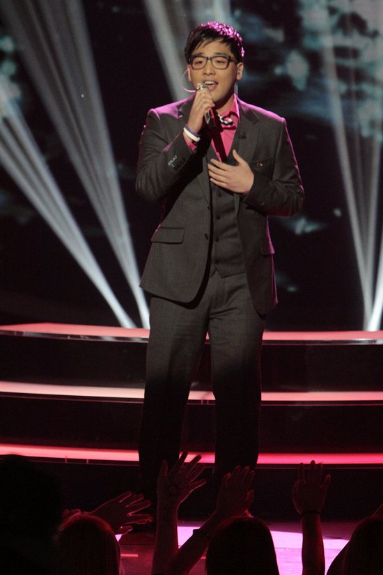 Did Heejun Han Deserve to Go Home on the American Idol 2012 Top 9 Results Show on March 29?