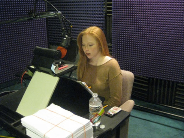 Castle Star Molly Quinn Narrates City of Lost Souls Audiobook (PHOTO)