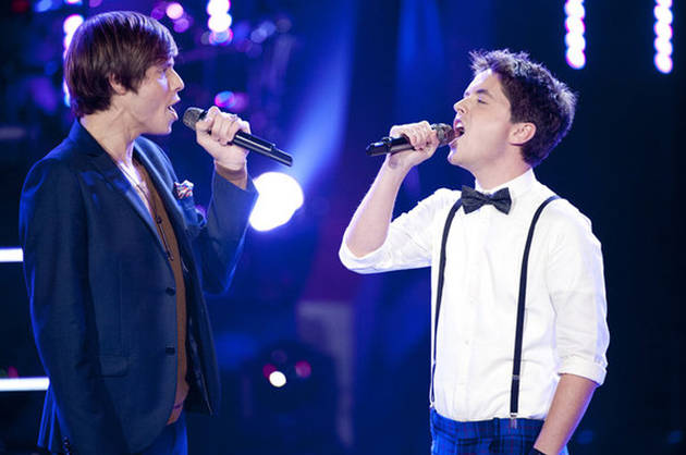 "Pip vs. Nathan Parrett on The Voice Battle Round 3, March 19, 2012: Who Sang ""You Know I'm No Good"" Better? (VIDEO)"