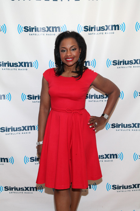 Watch Phaedra Parks on Watch What Happens Live on April 1
