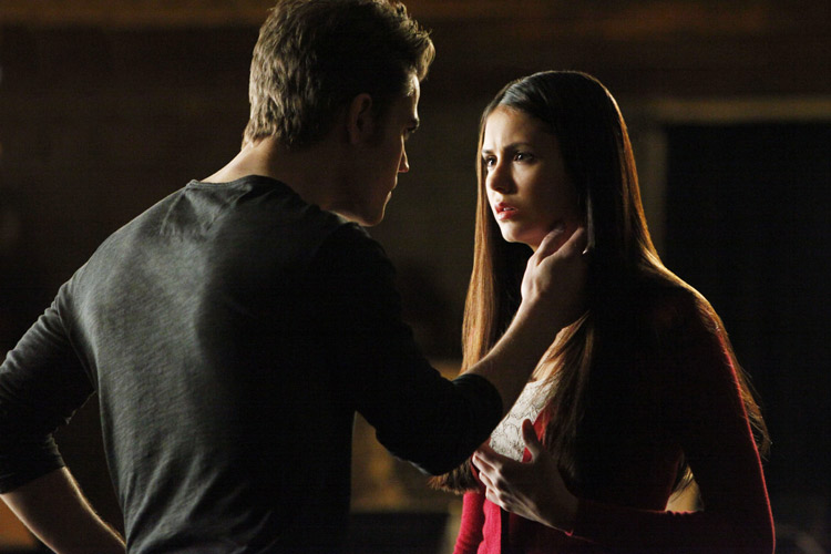 Paul Wesley Says Elena and Stefan Need to Stay Broken Up on The Vampire Diaries