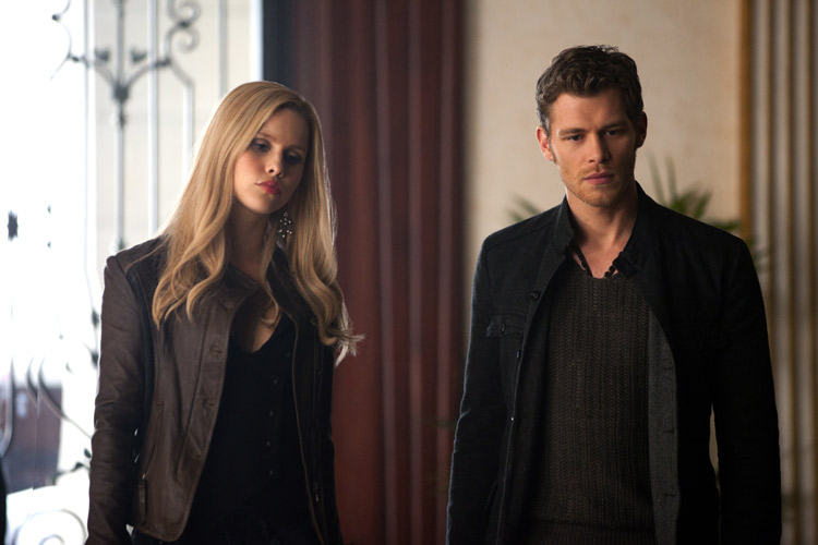 Vampire Diaries Spoilers: What Plans Does Klaus Have for Rebekah and Elena?