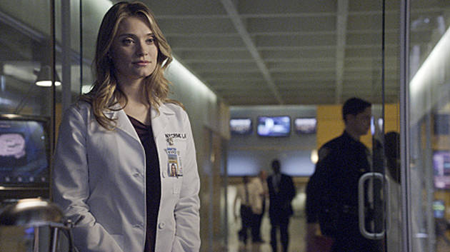 CSI: NY Scoop: Spencer Grammer and Aaron Hill on Playing Murder Suspects – Exclusive