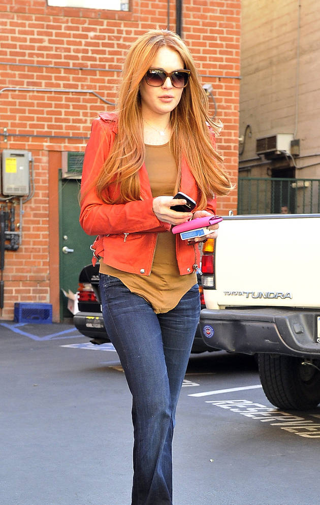 Confirmed: Lindsay Lohan to Guest Star on Glee Season 3 — as Herself!