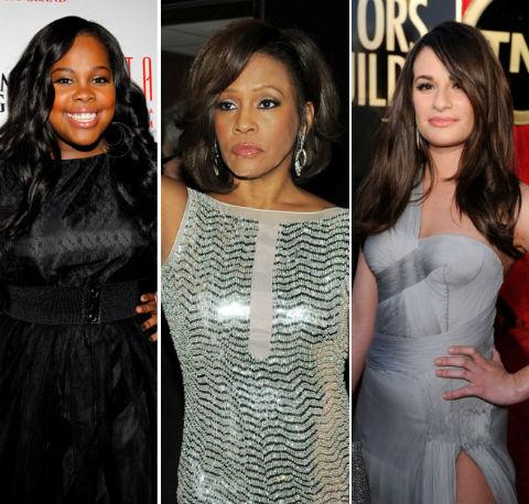 Glee Spoilers: Whitney Houston Tribute Planned for Episode 17