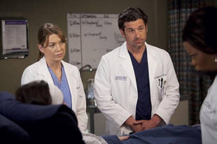 "Grey's Anatomy Review: Rate Season 8, Episode 20: ""The Girl With No Name""?"