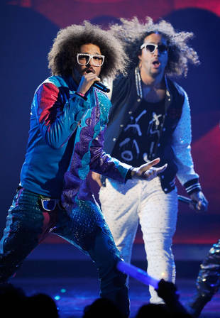 Family Feud: LMFAO's Redfoo and SkyBlu Fight Over Money