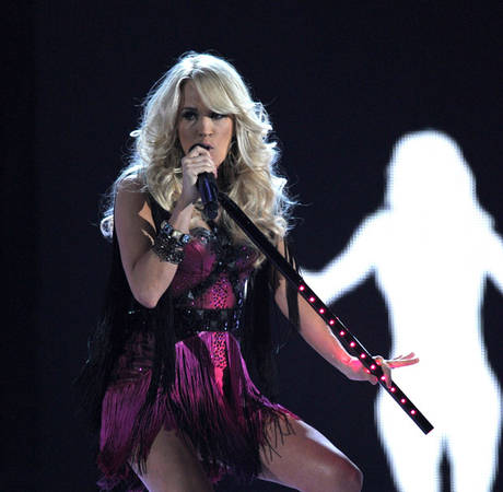 Former American Idol Contestants Score CMT Nominations, Carrie Underwood Leads the Pack