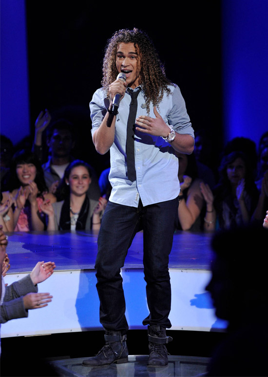 Do You Think DeAndre Brackensick Should've Been Eliminated in American Idol 2012 on April 5, 2012?