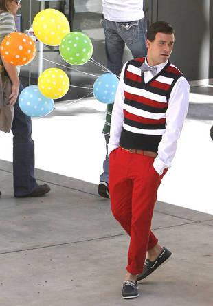 Huge Glee Season 3 Nationals Scoop: Extra Long! Crazy Plot Twists! (UPDATE)