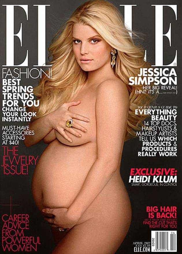 C-Section For Jessica Simpson? Plus, What Will She Name the Baby?