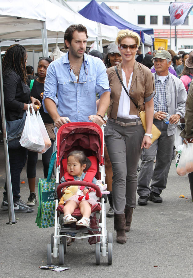 Katherine Heigl and Josh Kelley Have Adopted a Second Child!