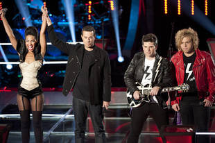 Eliminated Voice Contestant Erin Martin Blames Cee Lo Green for Her Early Exit