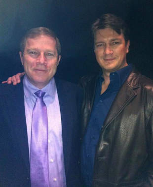 Molly Quinn Says Her Real-Life Dad Is Richard Castle to the Power of 10