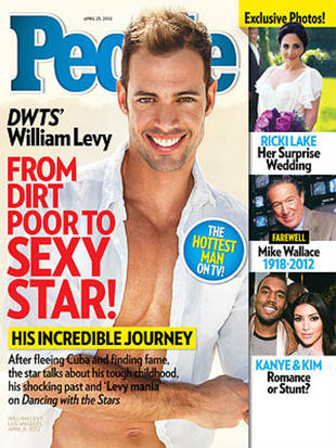DWTS Season 14's William Levy Brings the Sexy to People Magazine