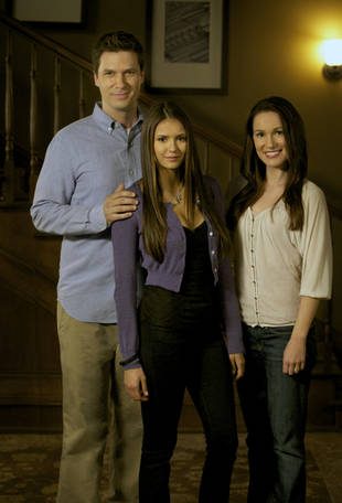 Behind the Scenes Photos for The Vampire Diaries Season 3 Finale