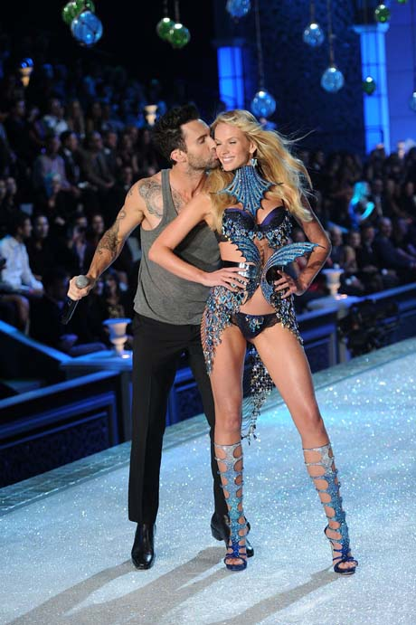 Adam Levine and Supermodel Girlfriend Anne V End Two-Year Relationship
