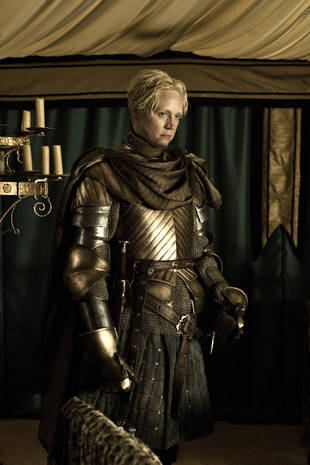 How Tall Is Brienne Tarth From Game of Thrones?