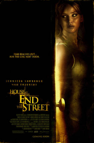 Check Out the Official Poster For Jennifer Lawrence's Upcoming Thriller