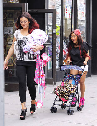 Snooki, JWOWW & Pauly D on Filming While Pregnant, Boyfriend Drama, and Jersey Shore Season 6