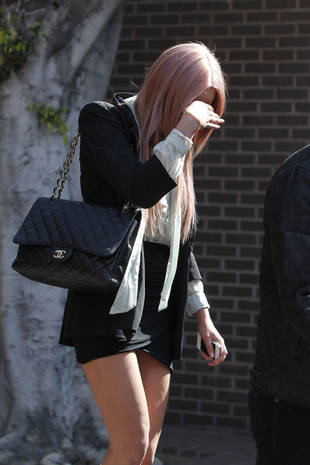 Amanda Bynes's Driving Woes Continue