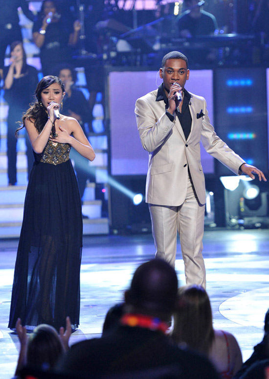 Who Is Going Home After the American Idol 2012 Top 6 Performed on April 25, 2012?