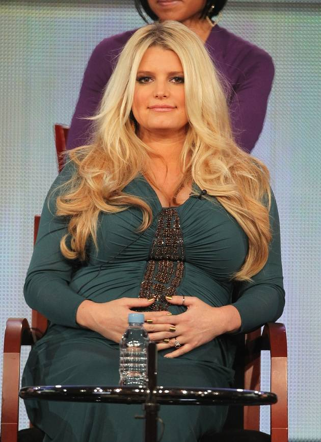 Jessica Simpson Wants a $900 Bottle of This — Once She's Finally Had Her Baby