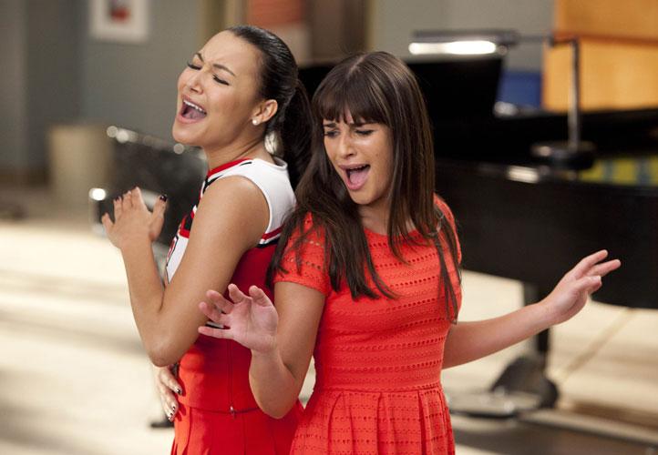 "Glee Recap of Season 3, Episode 17: ""Dance With Somebody"" — Kurt Meets a New Guy!"