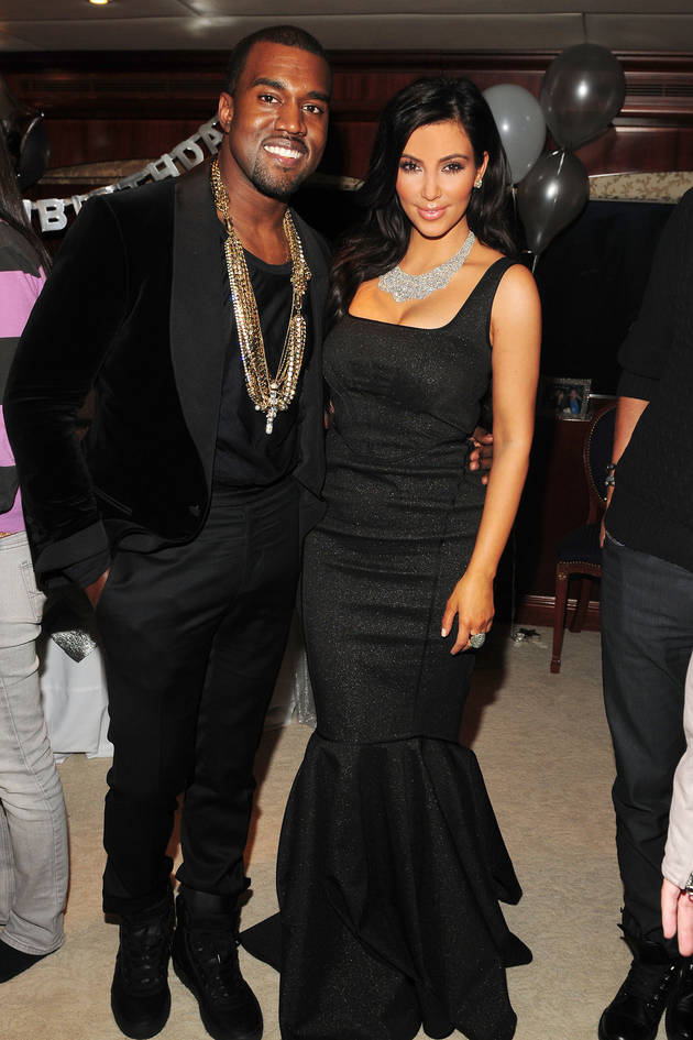 Kanye West Reveals Kim Kardashian and Kris Humphries Love Triangle in New Song