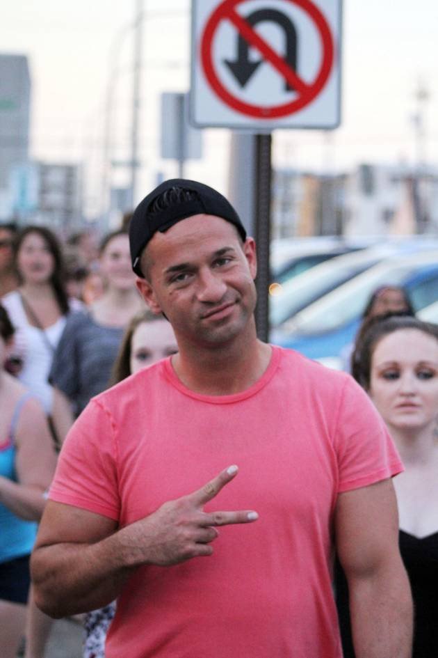 In Defense of Jersey Shore's The Situation