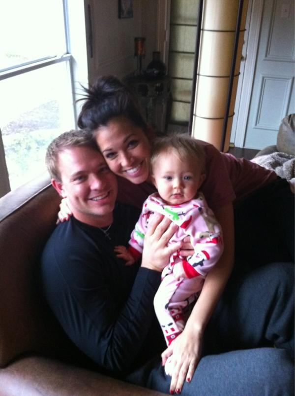 Melissa Rycroft's House Was Burgled! Photos Of Baby Ava Strickland Are Gone
