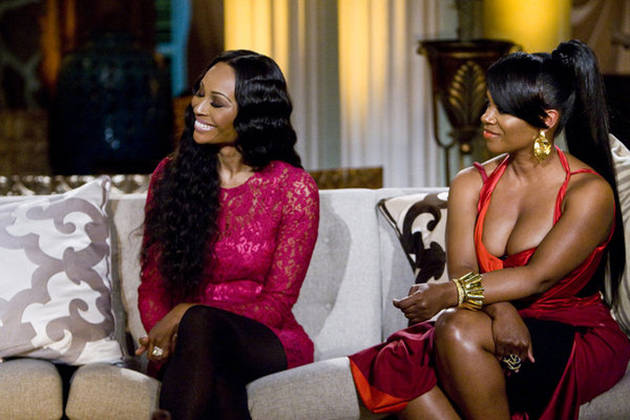 Kandi Burruss Opens Up About Blowout Fight With Marlo Hampton During Reunion – Exclusive