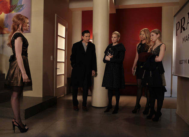 "Gossip Girl Review: What Did You Think of Season 5, Episode 18: ""Con-Heir""?"