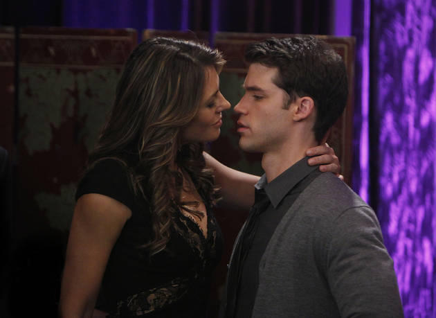 Who Is David Gregory, the Guy Who Plays Aiden on Gossip Girl Season 5, Episode 19?