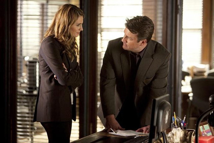 Is Castle New Tonight Monday, April 9, 2012?