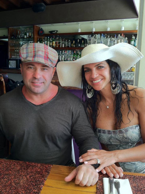 "Joe Gorga: Teresa Giudice Is ""Fake"" and ""Not Happy"""