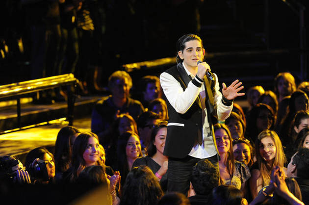 The Voice Recap of Season 2, Live Show on April 9, 2012