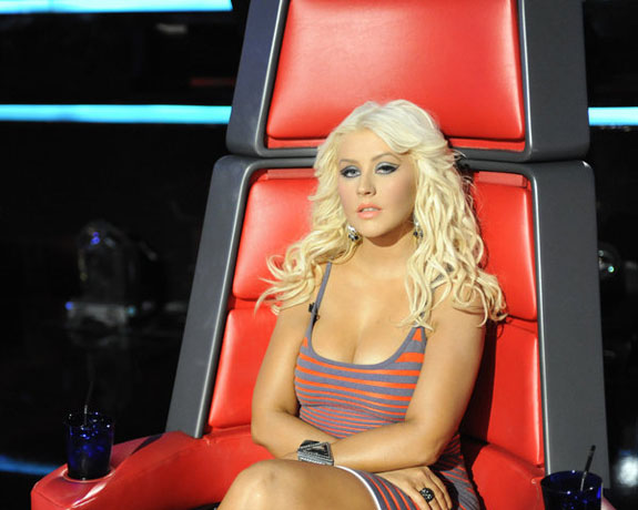 "The Voice's Christina Aguilera Defends Her Eliminations: ""There's a Reason Behind Every Single Decision I Make"""
