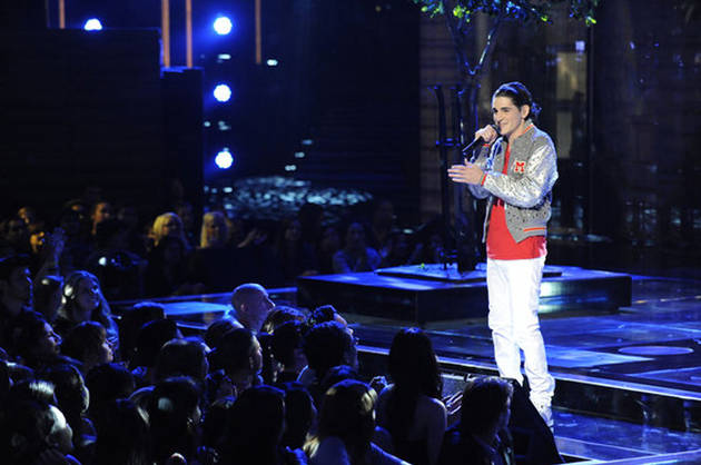 "Watch James Massone Sing ""Just the Way You Are"" on The Voice Season 2, April 23, 2012 (VIDEO)"