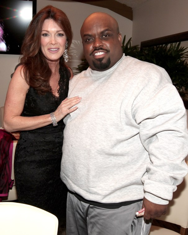 Lisa Vanderpump Wishes Cee-Lo Green the Best: Real Housewives of Beverly Hills Cute Pic of the Day