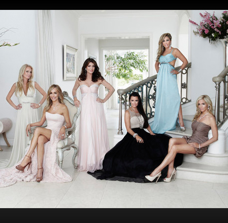 Which Cast Members Signed Contracts for Season 3 of Real Housewives of Beverly Hills?